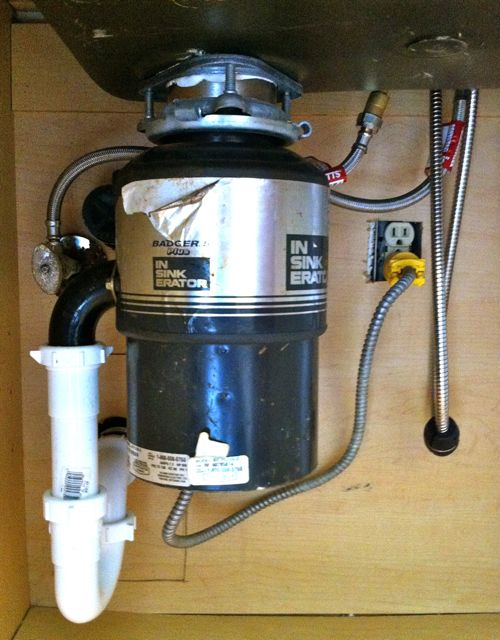 How to repair and install garbage disposal.