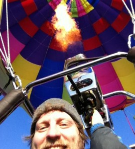 Hot Air Balloon Ride in Sonoma